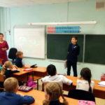 8 а класс принял активное участие в организации школьной Недели биологии